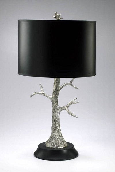 Cyan Design Silver Tree Lamp - 02097 - Chachkies