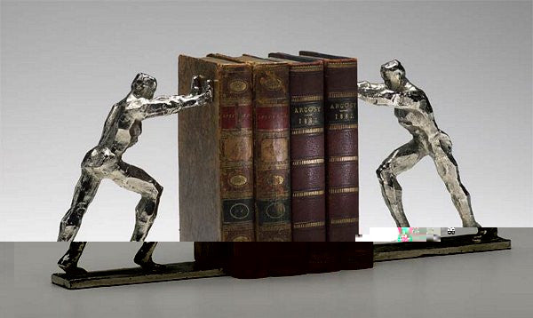 Cyan Design Iron Man Bookends - 02106 - Chachkies