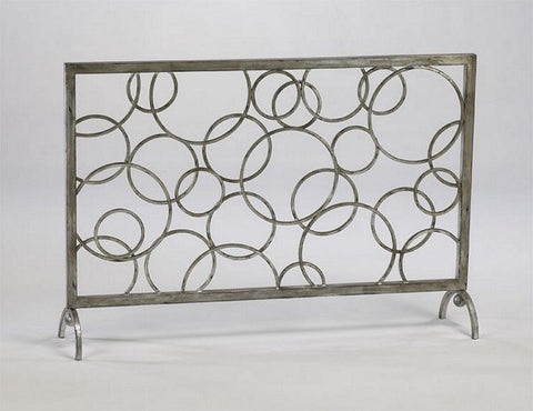 Cyan Design Circle Fire Screen - 02244
