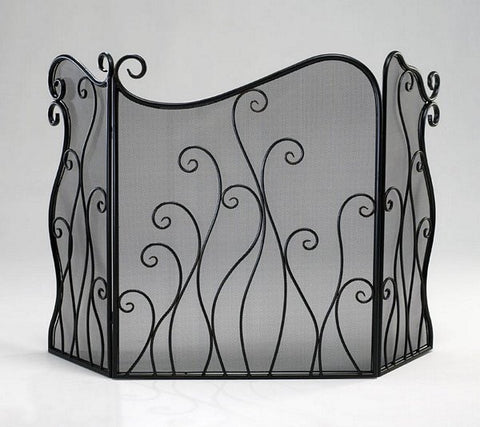 Cyan Design Evalie Fire Screen - 02558