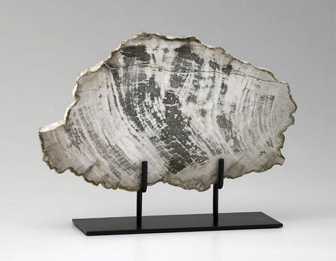 Cyan Design Large Petrified Wood On Stand - 02600 - Chachkies