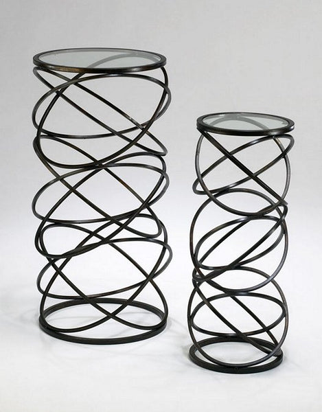 Cyan Design Spiral Tables - 02764 - Chachkies