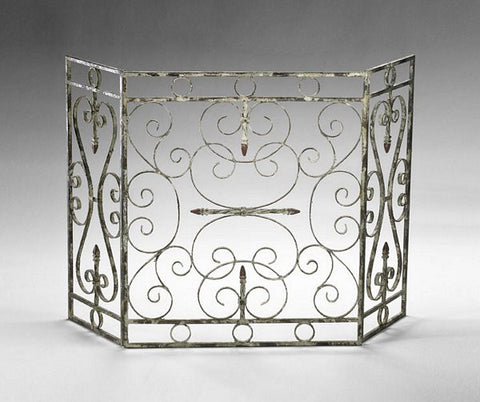 Cyan Design Crawford Fire Screen - 04094 - Chachkies