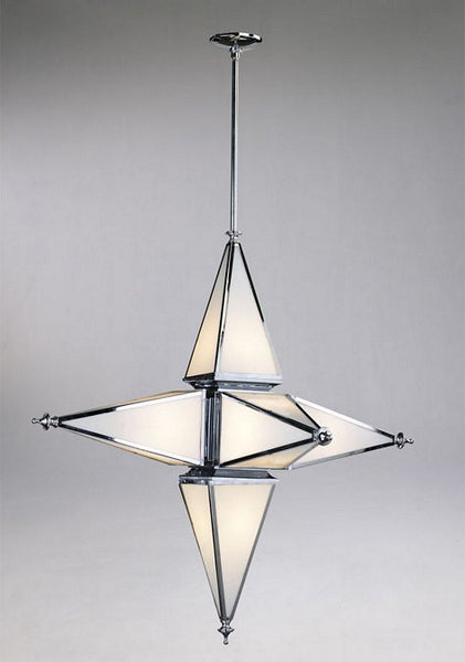 Cyan Design Large Six Light Star Pendant - 04109 - Chachkies
