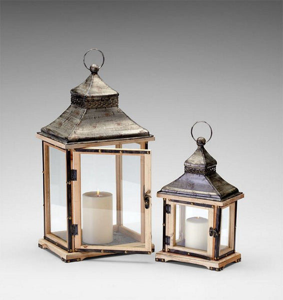 Cyan Design Oxford Lanterns - 04734 - Chachkies