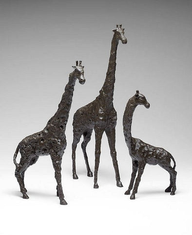 Cyan Design Large Giraffe Sculpture - 04848 - Chachkies