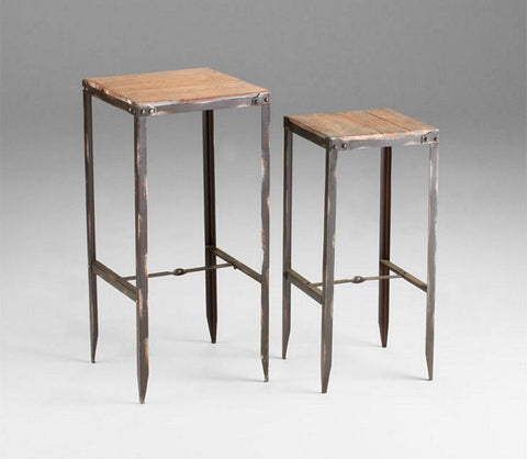 Cyan Design Camelback Nesting Tables - 04871 - Chachkies