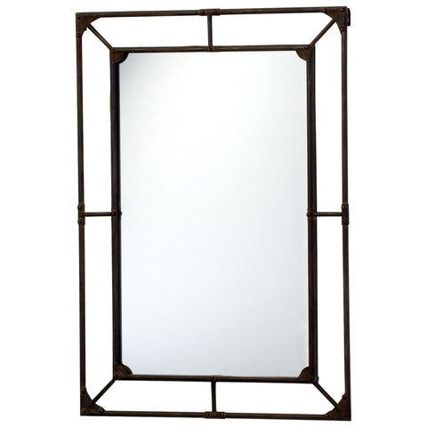 Cyan Design Federal Mirror - 04920 - Chachkies