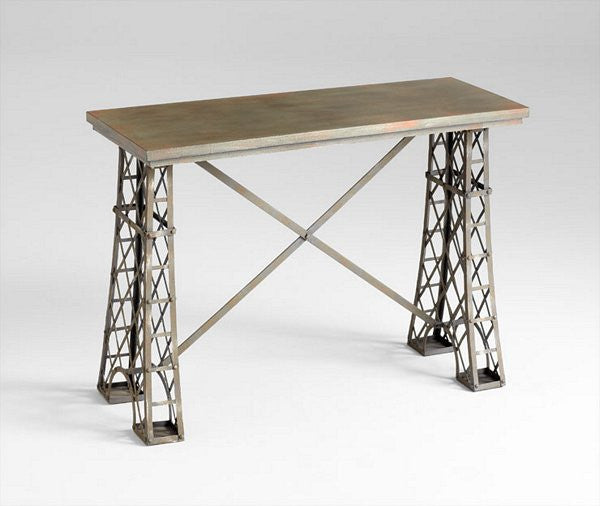 Cyan Design Vallis Console Table - 05054 - Chachkies