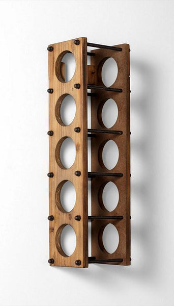 Cyan Design Medford Five Bottle Wine Holder - 05055 - Chachkies
