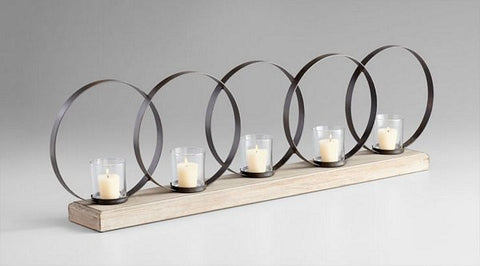 Cyan Design Ohhh Five Candle Candleholder - 05085 - Chachkies