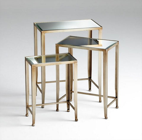 Cyan Design Harrow Nesting Tables, Set/3 - 05475 - Chachkies