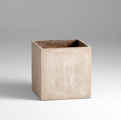 Cyan Design Box Woody Planter - 05484