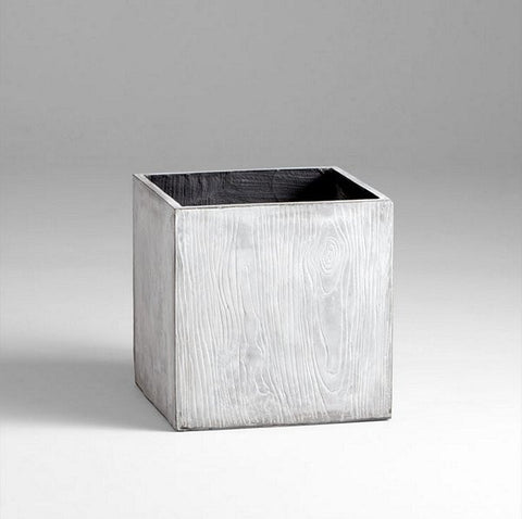 Cyan Design Box Woody Planter - 05485