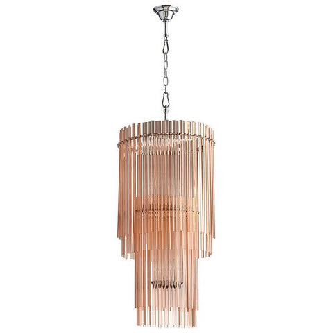 Cyan Design Swizzle Nine Light Chandelier - 05720 - Chachkies