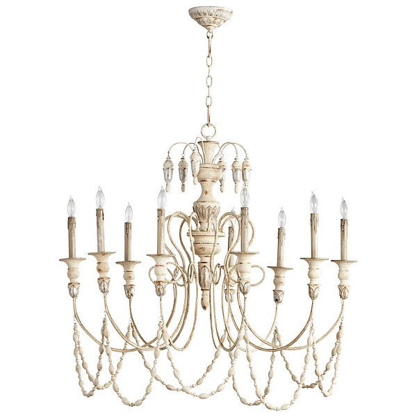 Cyan Design Florine Nine Light Chandelier - 05784 - Chachkies