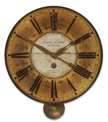 Louis Leniel Clock
