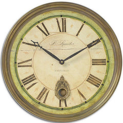 Regency B. Rossiter Clock
