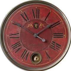 Regency Villa Tesio Clock