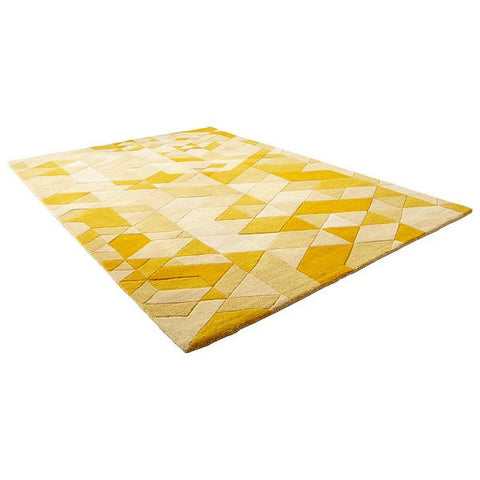 Cyan Design Facets Gold Rug - 06049 - Chachkies