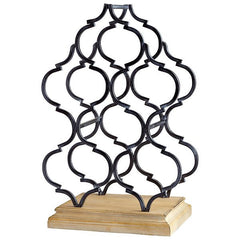 Cyan Design Marrakech Tower Wine Rack - 06162 - Chachkies