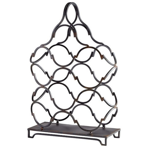 Cyan Design Waving Wine Rack - 06163 - Chachkies