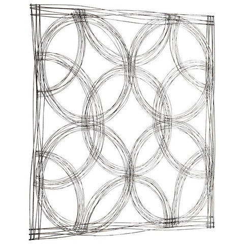 Cyan Design Kaleidoscope Wall Decor, Small - 06203