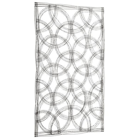 Cyan Design Kaleidoscope Wall Decor, Large - 06204