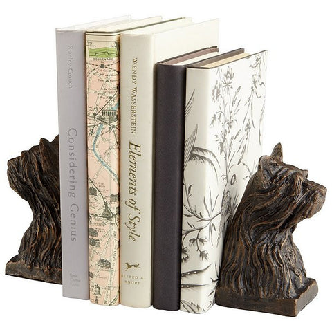 Cyan Design Westie Bookends, Set/2 - 06248 - Chachkies