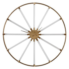 Kyota Gold Wall Clock
