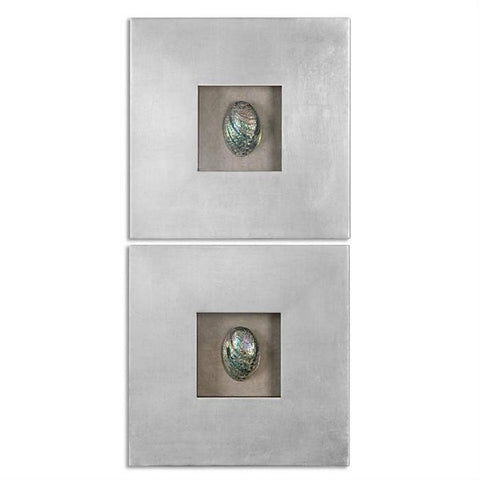 Abalone Shell, Set/2