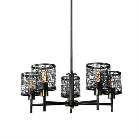 ThinAlita 5 Lt Chandelier
