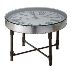 Cassem Clock Table