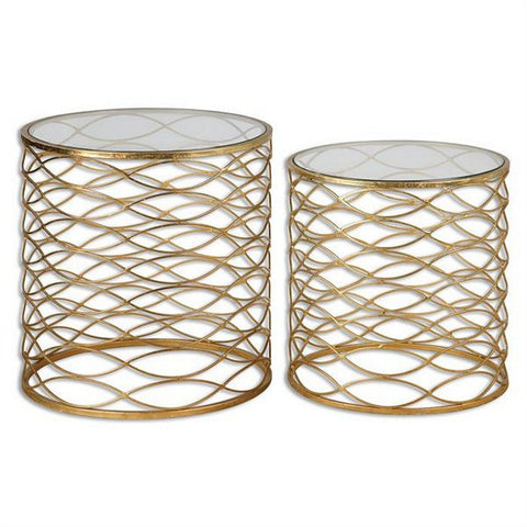 Zoa Accent Tables, Set/2