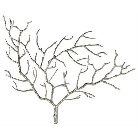 Arteriors Home Edwin Tree Branch Metal Wall Sculpture - Chachkies