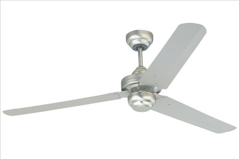 Montecarlo Studio 54'' 3 Blade Brushed Pewter Ceiling Fan - 3SU54BP - Chachkies