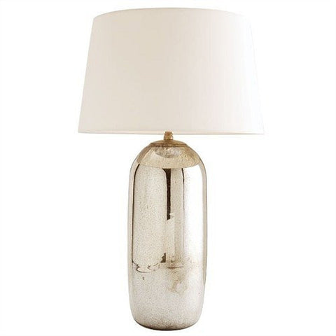 Arteriors Home Anderson Mercury Glass Table Lamp - Chachkies