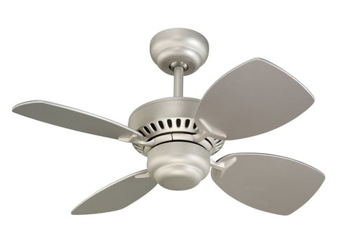 Monte Carlo 28' Colony II Fan - Brushed Pewter Ceiling Fan - 4CO28BP