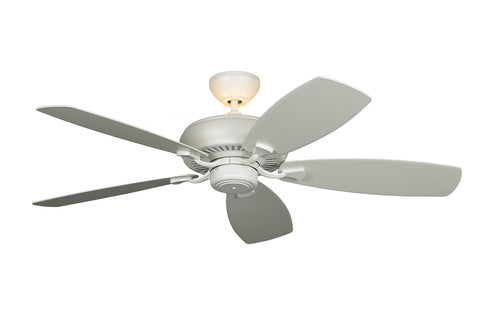 "Monte Carlo 52"" Light Cast Max - Ceiling Fan 5LCM52RZW - Chachkies"