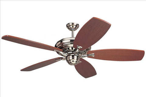 Montecarlo Maxima '' 5 Blade No Blades Ceiling Fan - 5MXBS - Chachkies