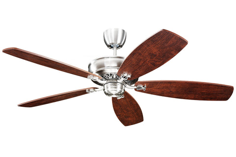 Monte Carlo Royalton Fan - Blades Separate - English Pewter - Ceiling Fan 5RYEP - Chachkies