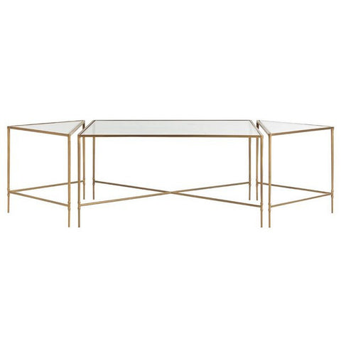 Arteriors Home Alice Coffee Table, Set/3 - Chachkies