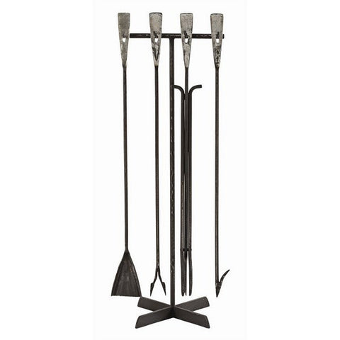 Arteriors Home Henry Fireplace Tool Set - Chachkies