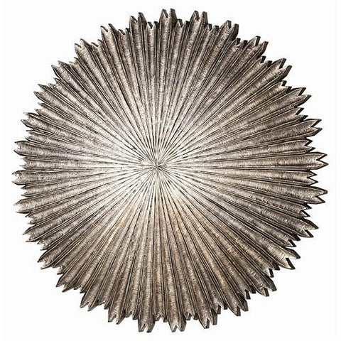 Arteriors Home Octavia Large Metal/Wood Wall Plaque