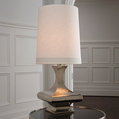 Global Views Hammered Table Lamp - Global Views 9-91442 - Chachkies