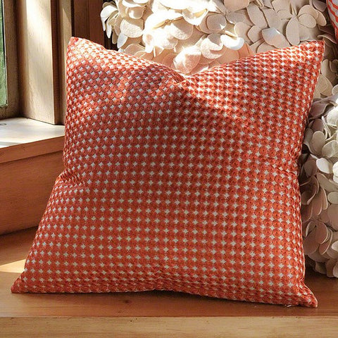 Global Views Daisy Pillow-Coral - Global Views 9-92208 - Chachkies