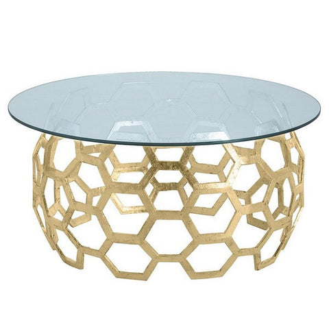 Arteriors Home Dolma Cocktail Table Base - Chachkies