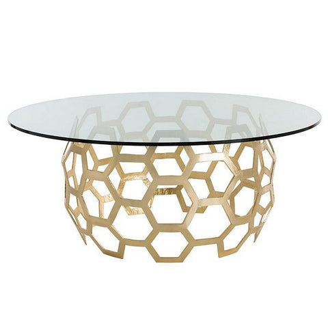 Arteriors Home Dolma Entry Table - Chachkies