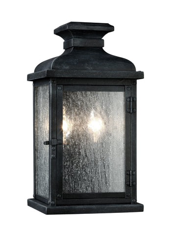 Feiss 2 - Light Outdoor Sconce