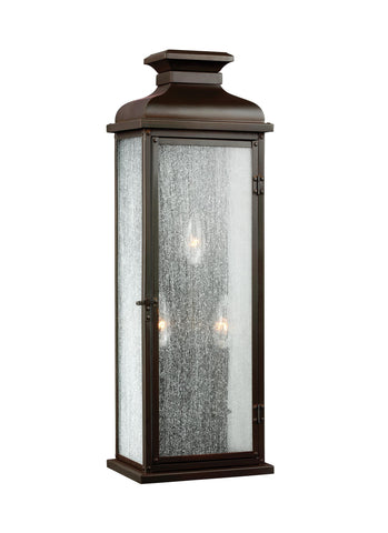 Feiss 3 - Light Outdoor Sconce